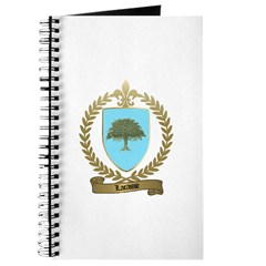 LACASSE Family Crest Journal