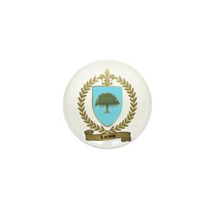 LACASSE Family Crest Mini Button (100 pack)