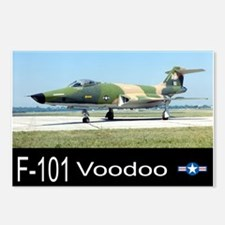 F-101 Voodoo Fighter Postcards (Package of 8)