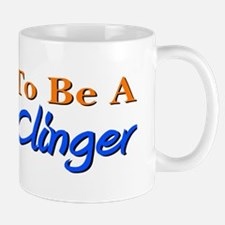 Cute Bitter clinger Mug
