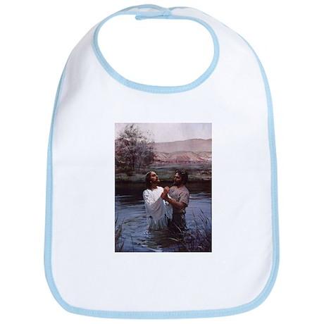 Jesus Baptism River Jordan Bib