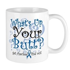 What's Up Your Butt? Mug