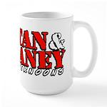 Stan & Haney Large Mug
