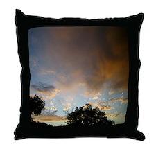 Colorado Sky Throw Pillow