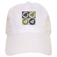 Interpreting Pop Art Baseball Cap