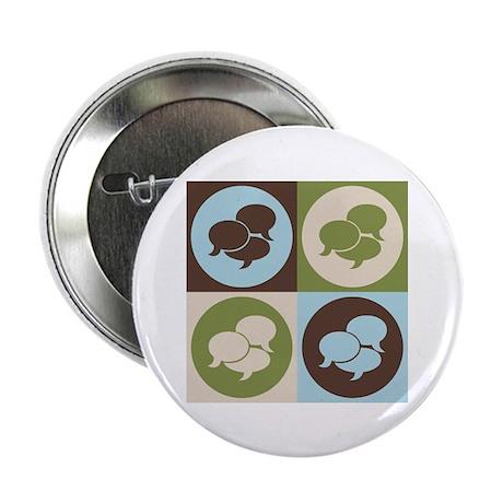 """Interpreting Pop Art 2.25"""" Button (10 pack)"""