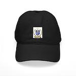LACOMBE Family Crest Black Cap