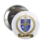 LACOMBE Family Crest Button