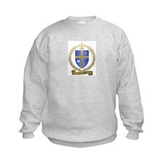 LACOMBE Family Crest Sweatshirt
