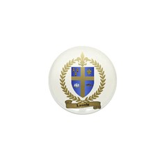 LACOMBE Family Crest Mini Button (100 pack)