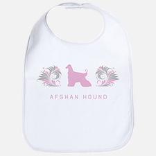 """""""Elegant"""" Afghan Hound Bib"""