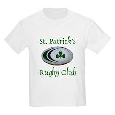St Pat's Rugby Club Kids T-Shirt