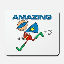 Amazing Boy Mousepad
