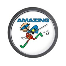 Amazing Boy Wall Clock