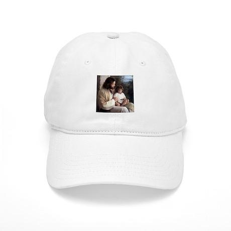 Jesus & a Child Cap