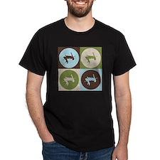 High Jumping Pop Art T-Shirt