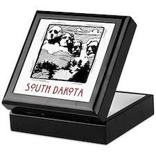 South Dakota Mount Rushmore Keepsake Box