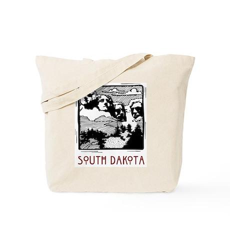 South Dakota Mount Rushmore Tote Bag