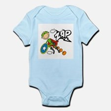 ZAP Boy Hero Infant Bodysuit