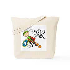 ZAP Boy Hero Tote Bag