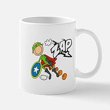 ZAP Boy Hero Mug