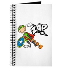 ZAP Boy Hero Journal