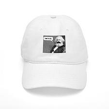Karl Marx Baseball Cap