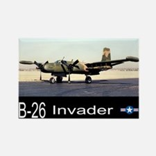 B-26 / A-26 Invader Rectangle Magnet