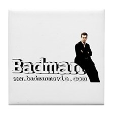 Badman Tile Coaster