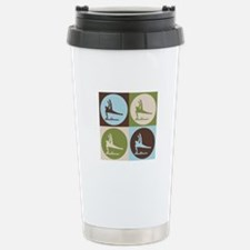 Gymnastics Pop Art Travel Mug
