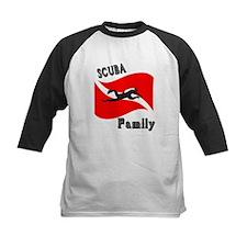 Scuba Family Tee