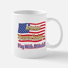 American Womens Hockey Mug