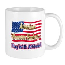 American Womens Hockey Mug