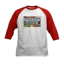 Gallatin Tennessee Greetings (Front) Tee