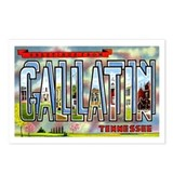 Gallatin tennessee Postcards