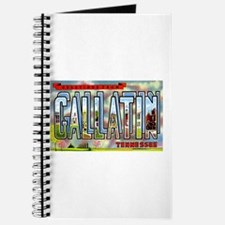 Gallatin Tennessee Greetings Journal