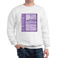 Cool Boating and cigarette Sweatshirt