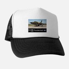F-105 Thunderchief Fighter Bomber Trucker Hat