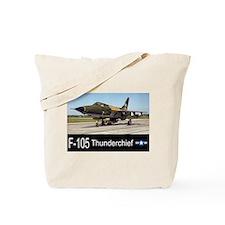 F-105 Thunderchief Fighter Bomber Tote Bag