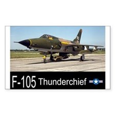 F-105 Thunderchief Fighter Bomber Decal