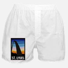 St. Louis Arch Boxer Shorts