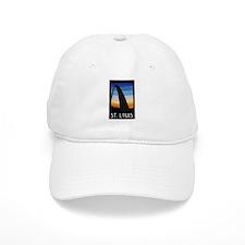 St. Louis Arch Baseball Cap
