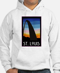St. Louis Arch Hoodie