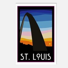 St. Louis Arch Postcards (Package of 8)