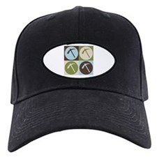 Geology Pop Art Baseball Hat