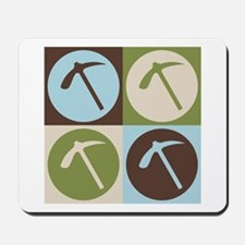 Geology Pop Art Mousepad