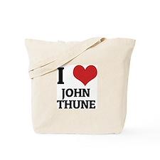 I Love John Thune Tote Bag