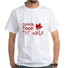 Canada Took The Walk Shirt