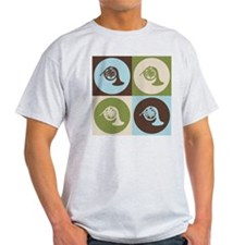 French Horn Pop Art T-Shirt