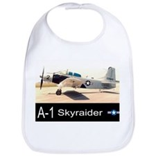 A-1 Skyraider Attack Bomber Bib